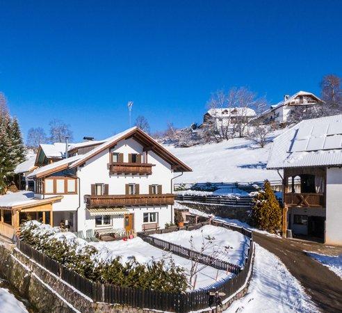 Appartamenti in agriturismo moosbachhof collalbo for Agriturismo bressanone e dintorni