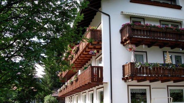 Foto esterno in estate La Müda