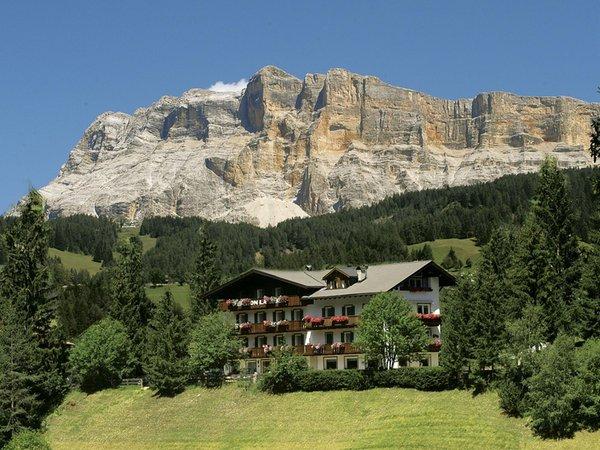 Foto estiva di presentazione Hotel La Müda
