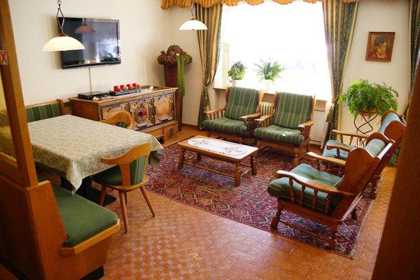 Le parti comuni Hotel La Müda
