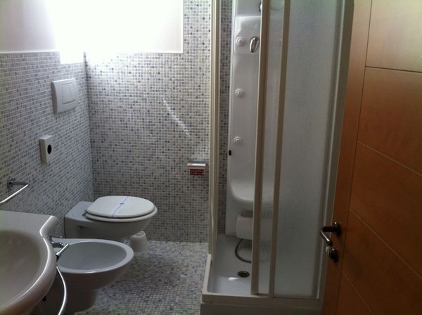 Photo of the bathroom Hotel Bellamonte