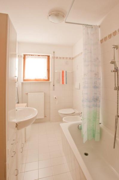 Foto del bagno Appartamento Tannenbaum