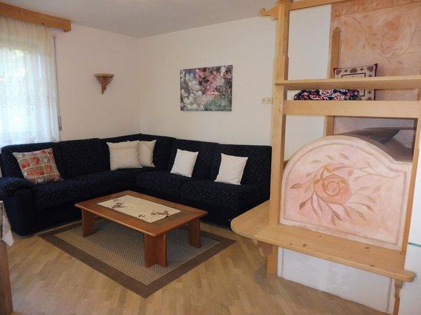 La zona giorno Tannenbaum - Appartamento 3 soli