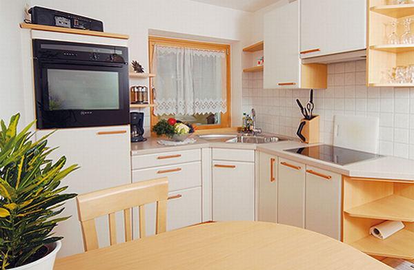 Foto der Küche Villa Erna
