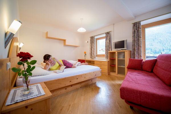Foto vom Zimmer Ferienwohnungen Villa Erna