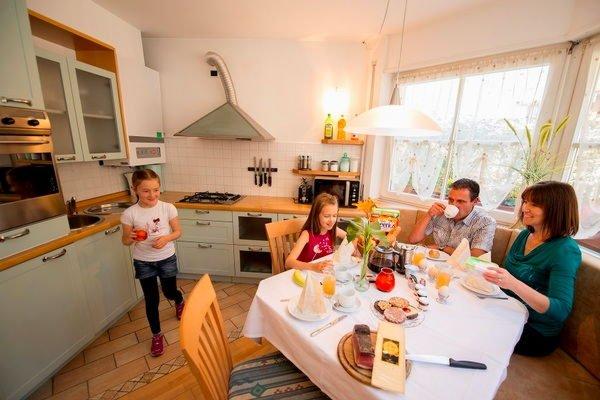 Foto della cucina Villa Erna