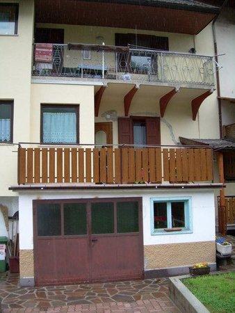 Foto estiva di presentazione Appartamenti Casa Zorzi