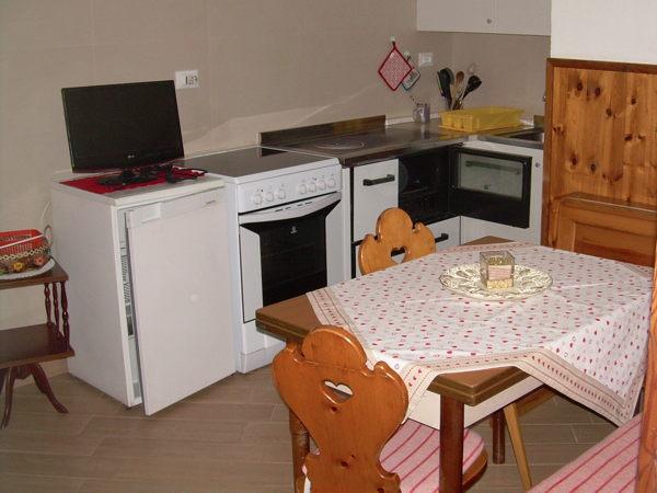 Foto della cucina Casa Zorzi