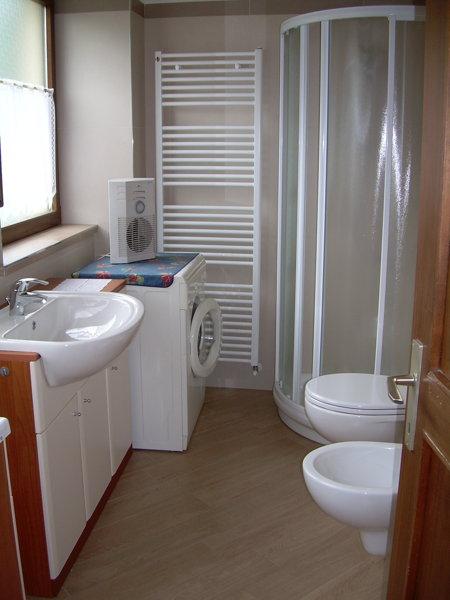 Foto del bagno Appartamenti Casa Zorzi