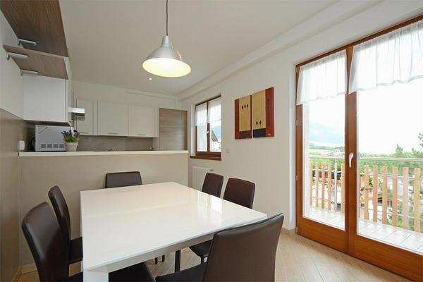 Foto der Küche Villa Prafiori