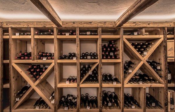 Weinkeller San Cassiano Steinrösl