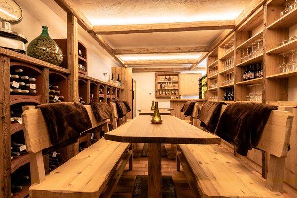 La cantina dei vini San Cassiano Steinrösl