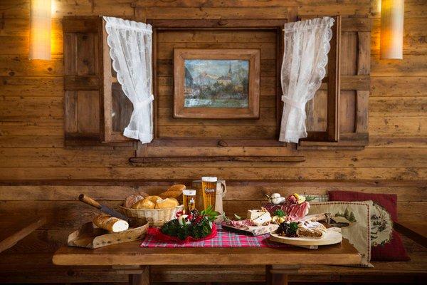 Das Restaurant Selva di Cadore - Pescul Orso Grigio