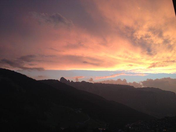 Panoramic view San Cassiano