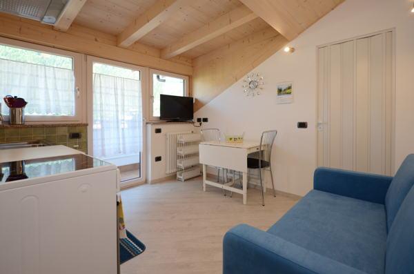 The living area Apartments Laforgia