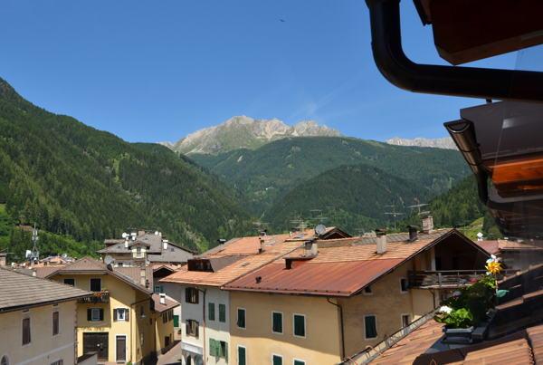 Panoramic view Predazzo