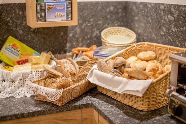 The breakfast B&B (Garni) + Apartments Jasmin