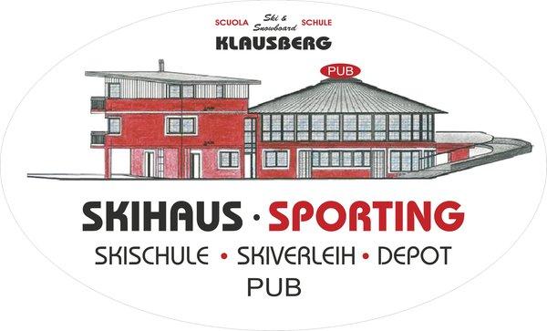 Logo Skihaus Sporting