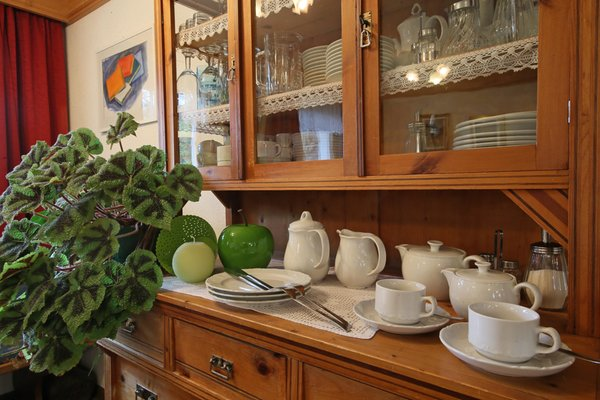 The breakfast B&B (Garni) Ciasa Flora