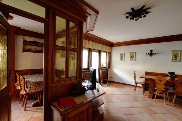 The living area Apartment Al Taulà