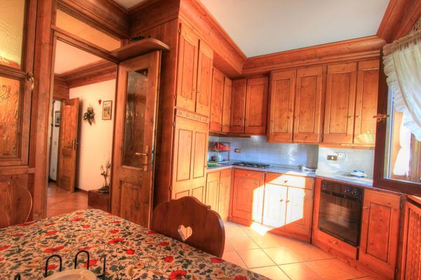 Photo of the kitchen Al Taulà