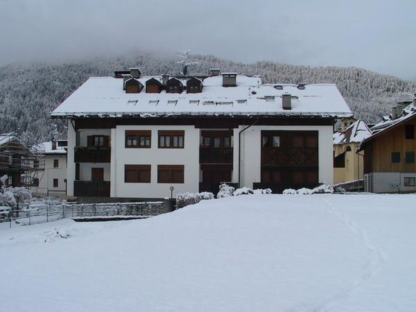 Winter Präsentationsbild Ferienwohnung Al Taulà