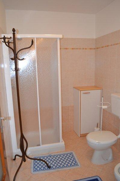 Foto del bagno Appartamenti Casa Nave D'Oro