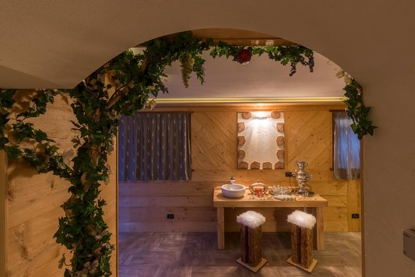 Foto della spa Campitello di Fassa