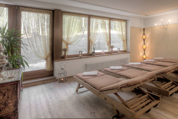 Photo of the wellness area B&B (Garni) + Apartments Ciasa Ai Pini