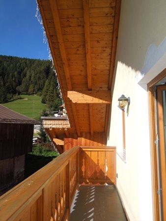Foto del balcone Maison Pellegrin