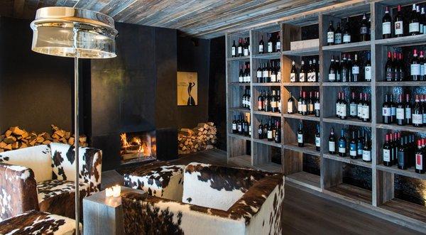 La cantina dei vini Siusi allo Sciliar R19 Restaurant direkt am Golfplatz