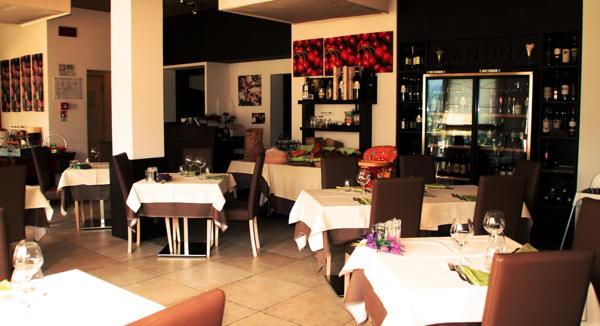 Das Restaurant Borca di Cadore La Cima