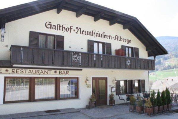 Sommer Präsentationsbild Neunhäusern / Nove Case - Restaurant