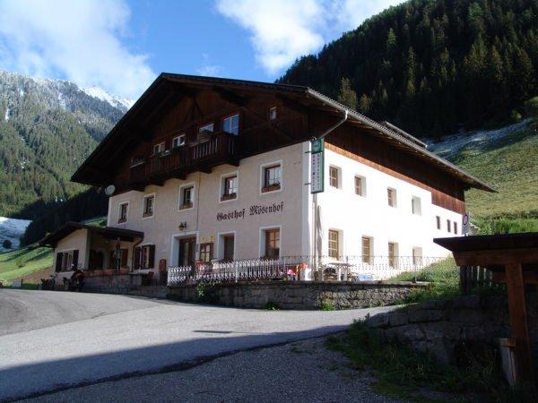 Foto estiva di presentazione Mösenhof - Ristorante