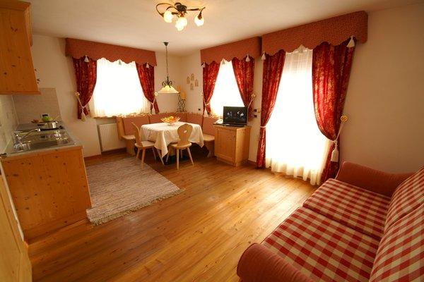 Der Wohnraum Villa Flora - Garni (B&B) + Ferienwohnungen 3 Sterne