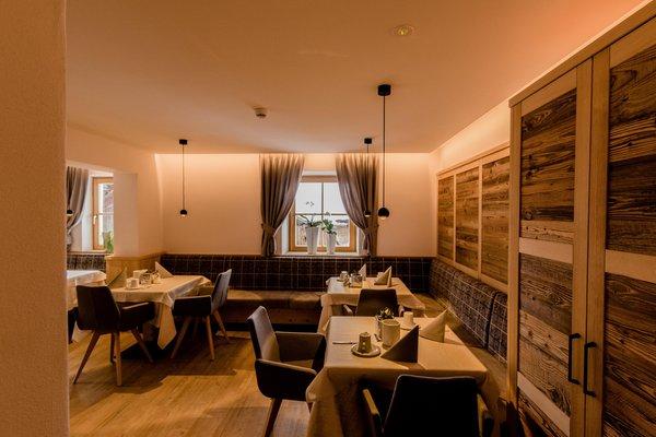Das Restaurant San Cassiano Villa Flora