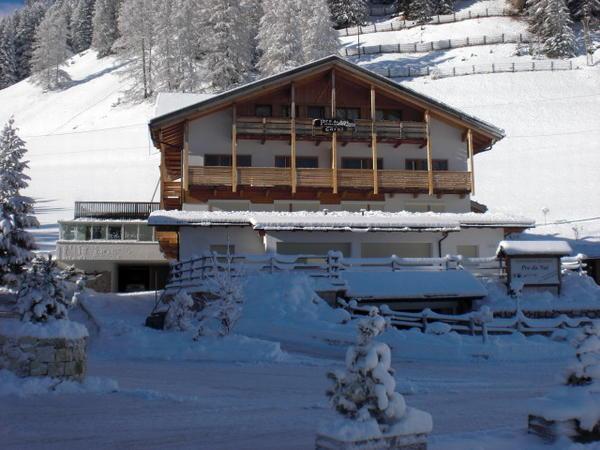 Foto esterno in inverno Pre da Nai