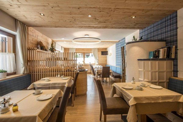 The restaurant La Villa Lastëis