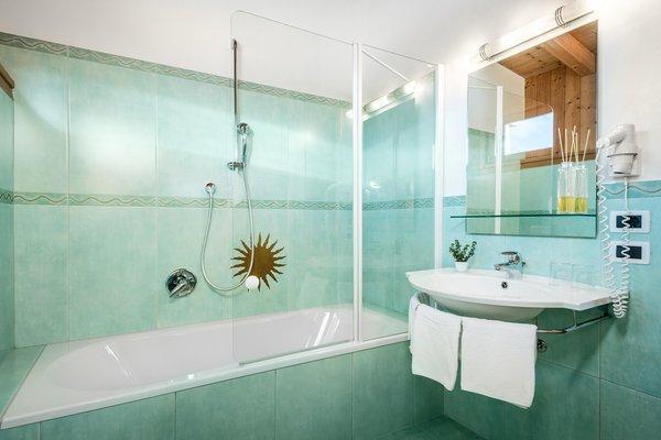 Foto del bagno Pensione Rü Blanch SAS