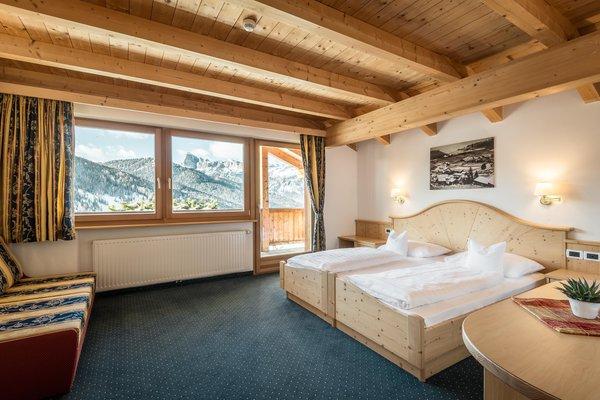 Foto della camera Pensione Rü Blanch SAS