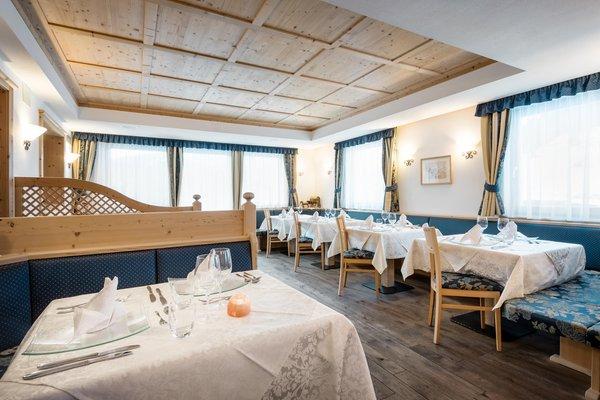 Il ristorante San Cassiano Rü Blanch SAS