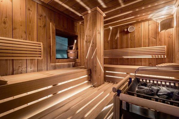 Foto della sauna S. Cassiano