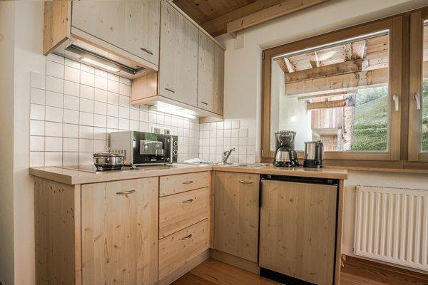 Foto der Küche Rü Blanch