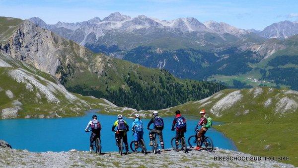Foto estiva di presentazione Noleggio & scuola bike Südtirolbike
