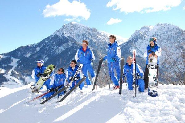 Foto di presentazione Scuola Italiana Sci e Snowboard S. Vigilio di Marebbe - null