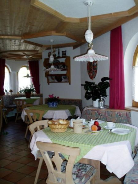 Il ristorante Corvara L'Alpina