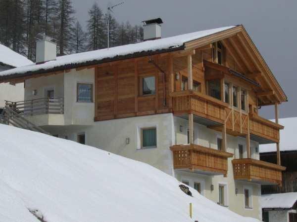 Winter presentation photo Araldina - Residence 3 stars