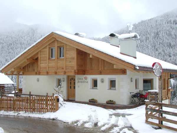 Photo exteriors in winter Araldina