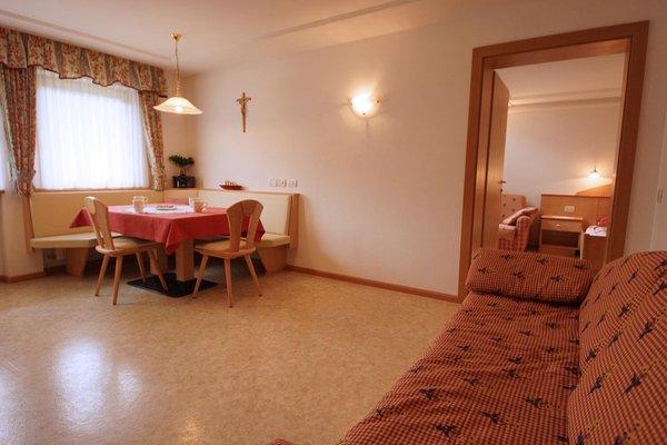 The living area Araldina - Residence 3 stars