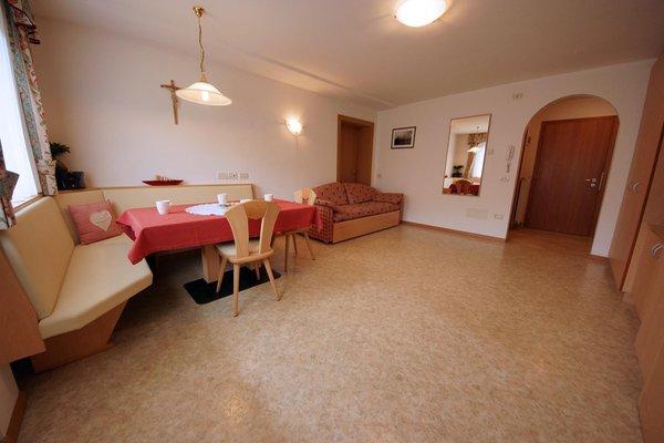 Der Wohnraum Araldina - Residence 3 Sterne